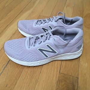 New Balance Lavender Athletic shoes size 8.5 W